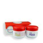 Silikon dwuskładnikowy PODIA-BLANDOS A+B 200g+200g Herbitas