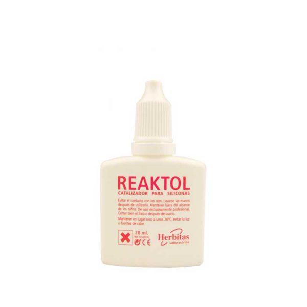 Katalizator silikonu w płynie REAKTOL 28ml Herbitas