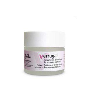 Preparat na bazie kwasu do usuwania brodawek wirusowych VERRUGAL 50ml Herbitas