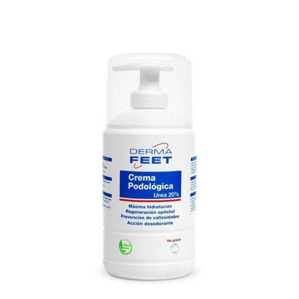 Krem nawilżający 20% mocznika DermaFeet 480ml Herbitas