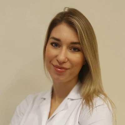 Anna Krawczyk, Podolog i Kosmetolog
