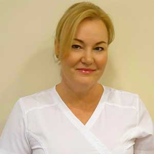 Beata Jeznach, Kosmetolog