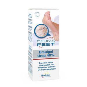 Krem 40% mocznika DermaFeet 60ml Herbitas