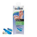 Odświeżające wkładki o potrójnym działaniu SINODOR Herbitas