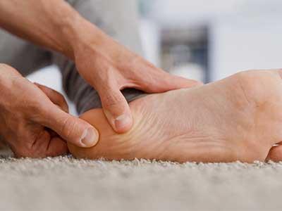 Ostroga piętowa - bolesne zwyrodnienie stopy