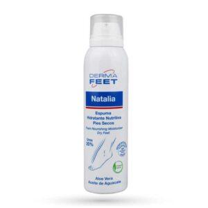 Pianka nawilżająca 20% mocznika Natalia DermaFeet 150 ml Herbitas
